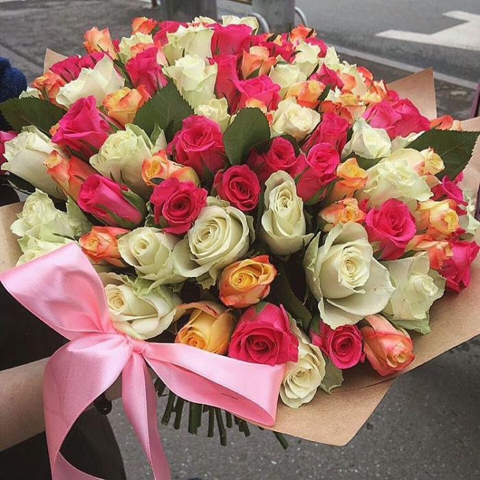 Круглосуточная доставка цветов в алматы где можно купить дешево цветы