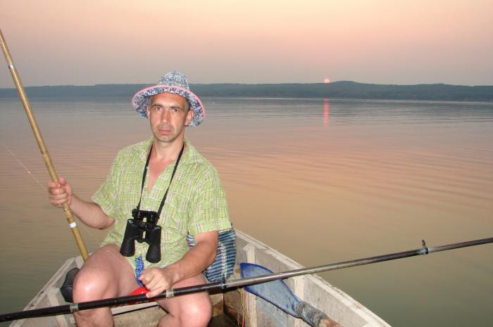 как идти на рыбалку