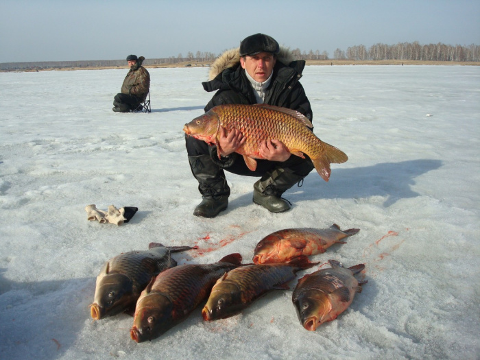 отчеты рыболовов в челябинской области