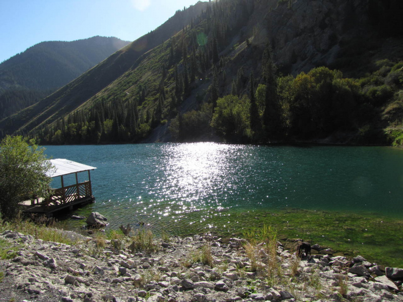 Озеро Кульсай