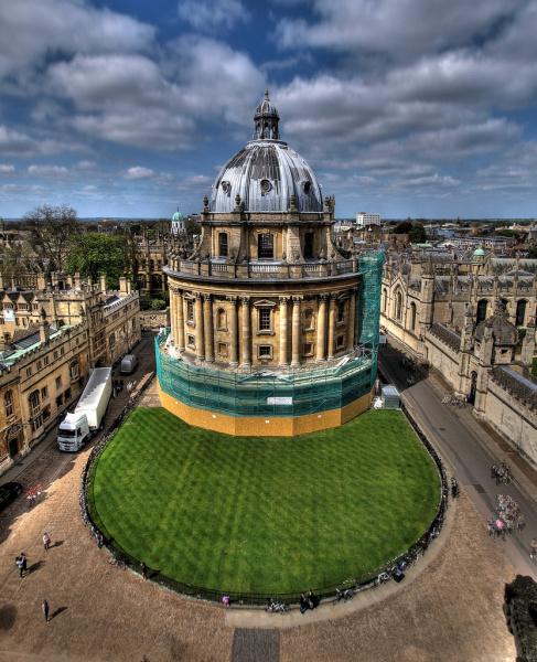 Оксфорд, Великобритания.