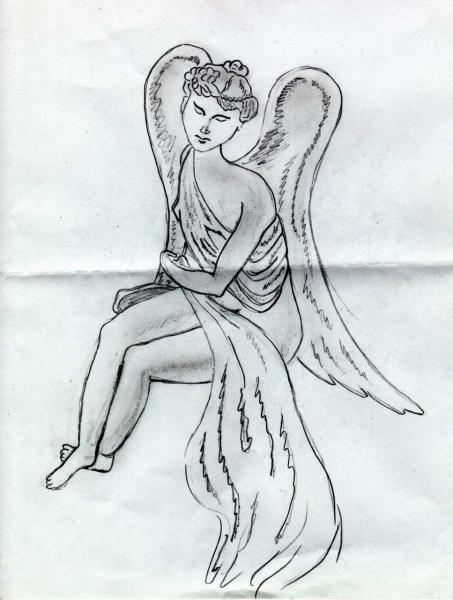 Ангел!