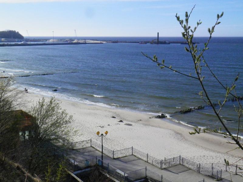 Вид с крутого берега..г.Пионерский