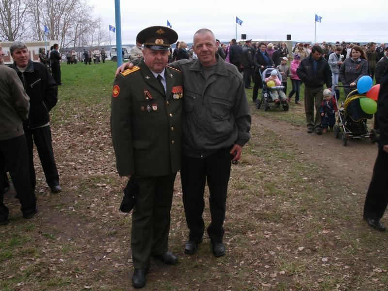 Трутченков Сергей Николаевич-военный комиссар  Пучежского района