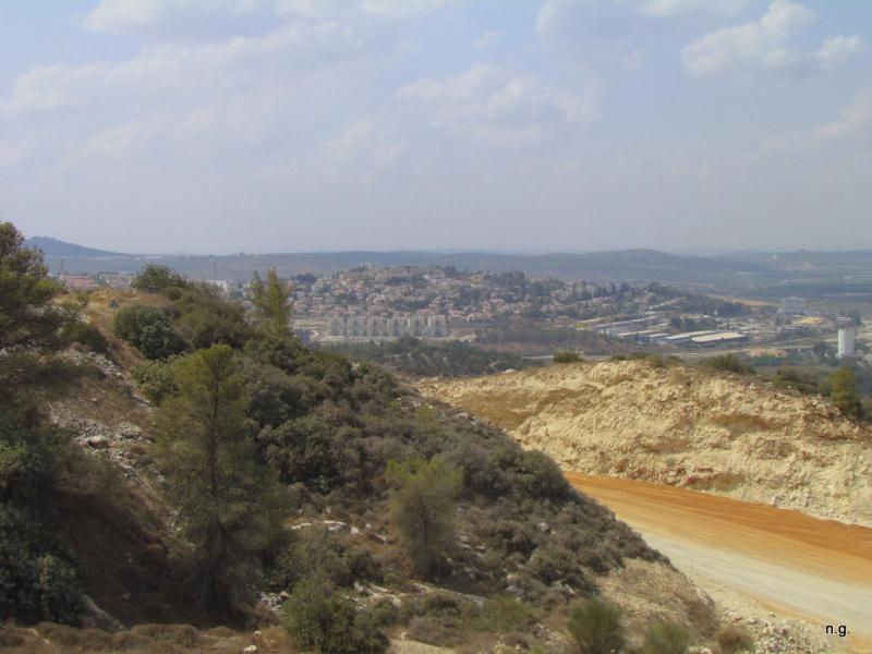 Такой большой - маленький Израиль...