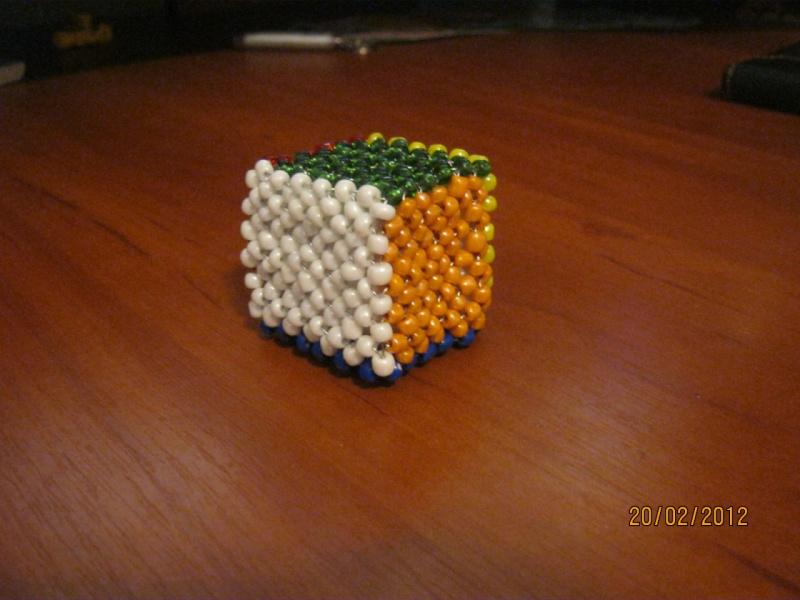 Поделки из кубика