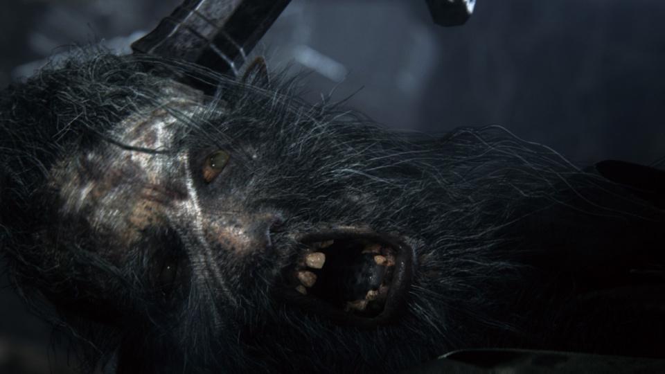 Скриншоты из игры Bloodborne