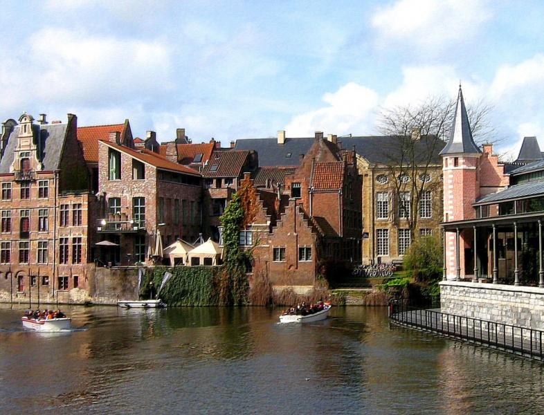 Бельгия, Гент.