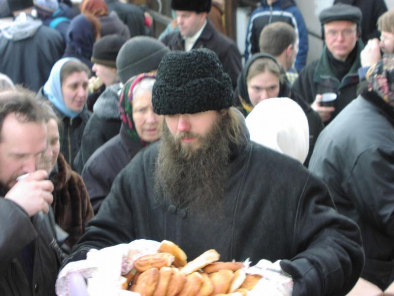 День Богатыря в Красном Селе (Москва). Глинтвейн, расстегаи...