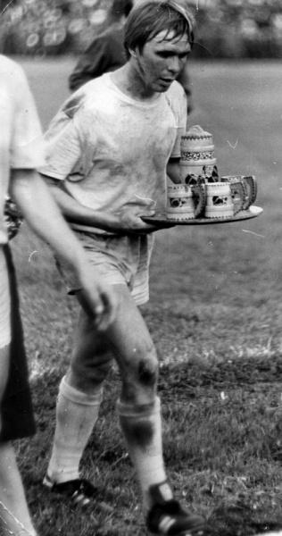 Приз лучшему игроку футбольного матча в СССР