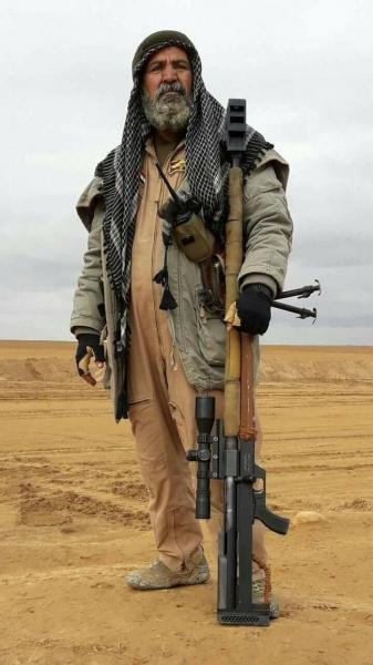 Абу Тахсин, по прозвищу Охотник за Игиловцами