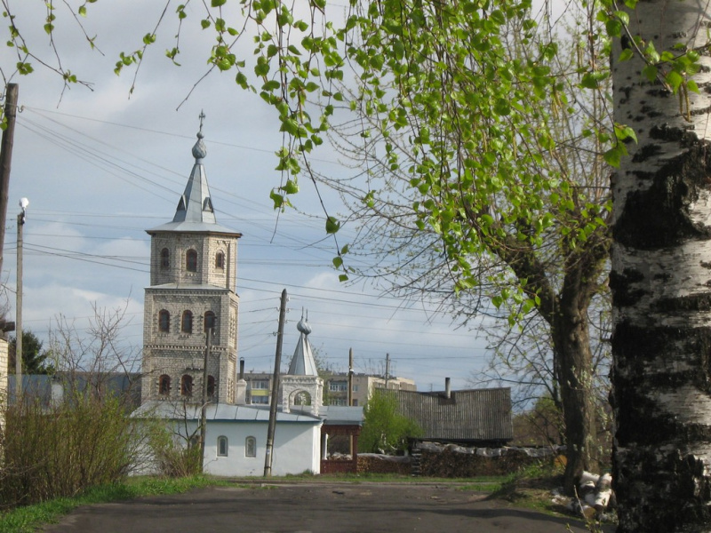 Храм Серафима Саровского