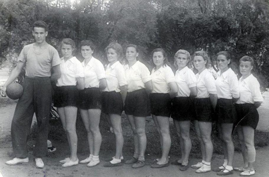 1952 год.