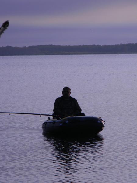 рыбалка треустан