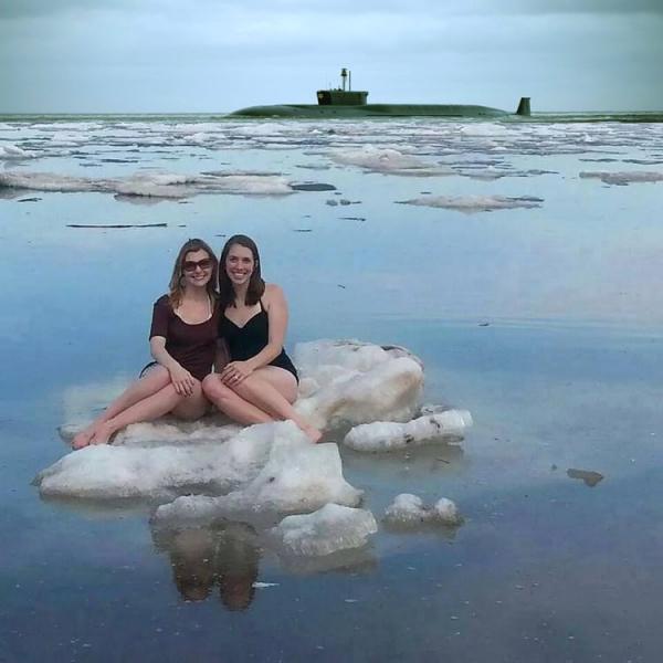 Добро пожаловать на пляжи Беломорья