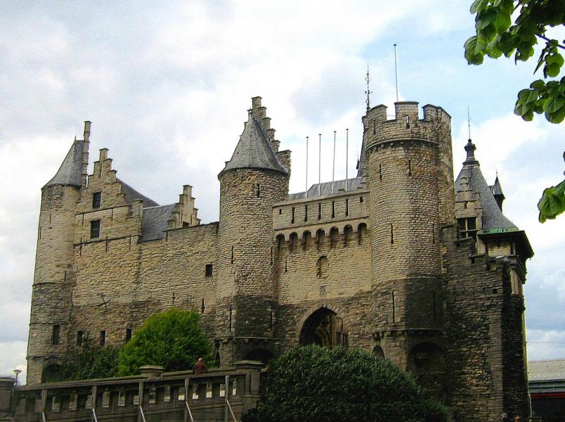 Бельгия, Антверпен.