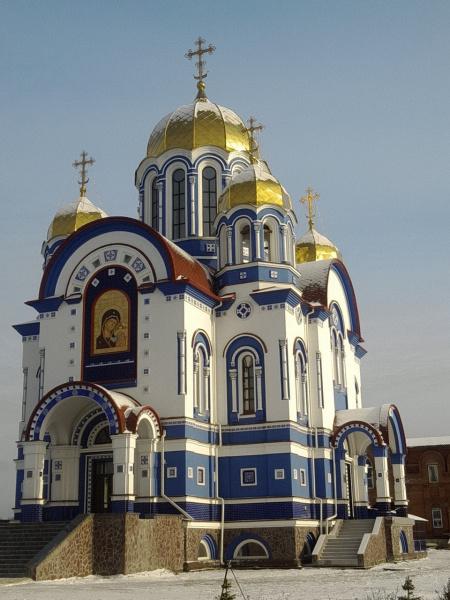 Храм г.Кемерово
