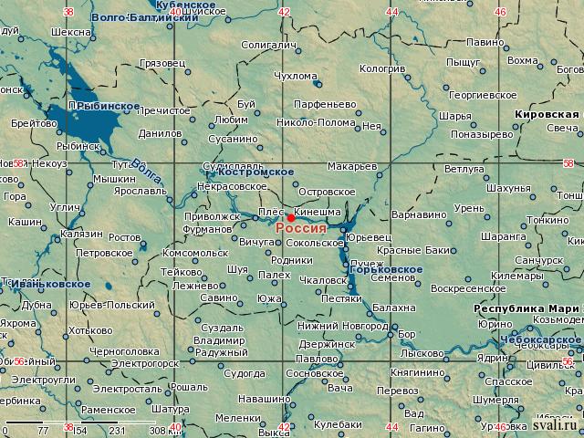 Дешево карта Переславль-Залесский visa расчетная