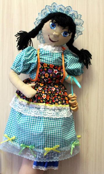 Куколка- пакетница