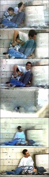 Смерть мальчика Аль-Дуры