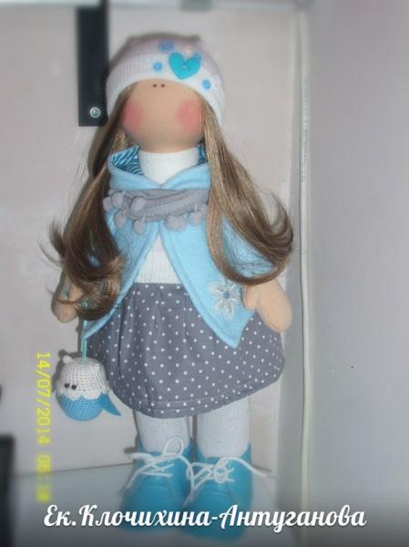 самая лучшая подружка - это кукла. Ей можно рассказать обо всем, и она будет хранить ваши тайны и секретики))) Рост 40 см
