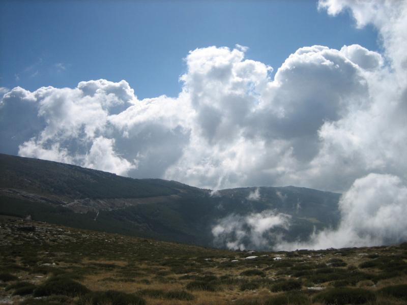 У самого синего неба. Испания. Андалусия