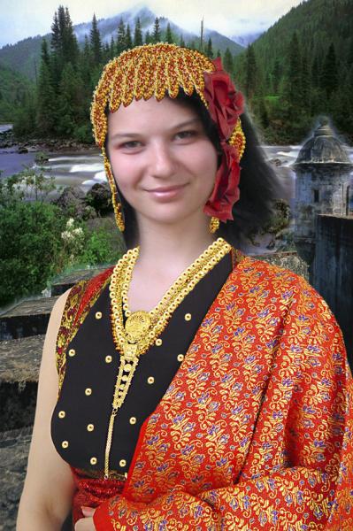 Таня Рябова в Хилкровсе
