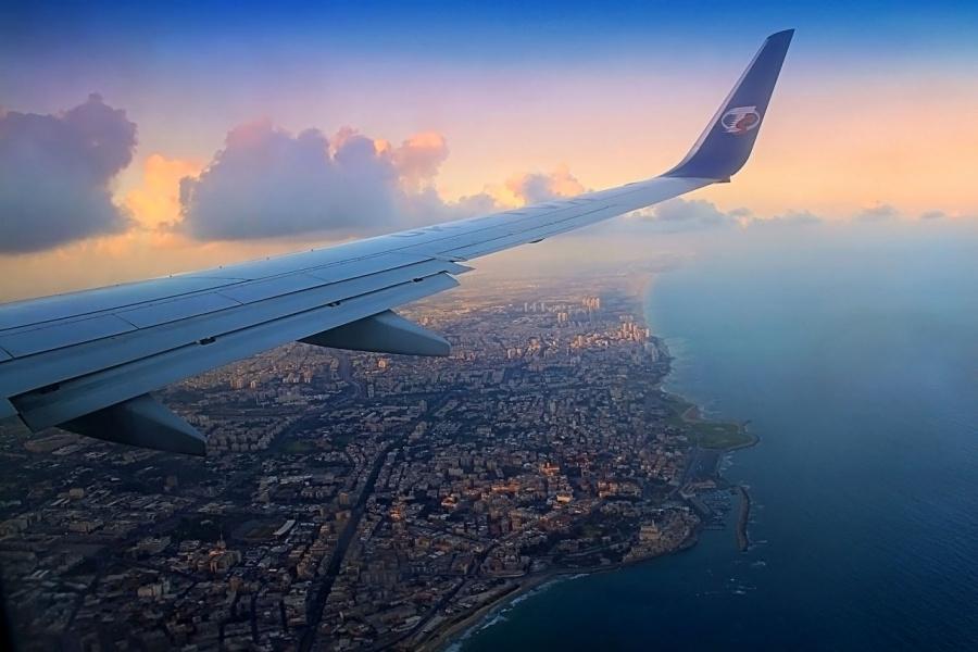 Июньский рассвет над Лиссабоном