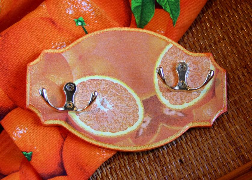 """Вешалка """"Апельсины"""""""