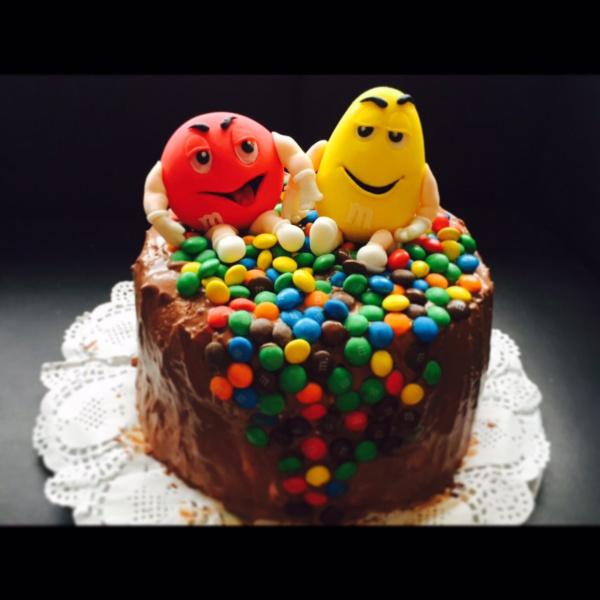 заказать торт с фотографией в алматы