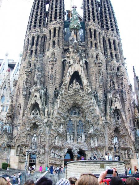 Сограда Фамилиа Барселона