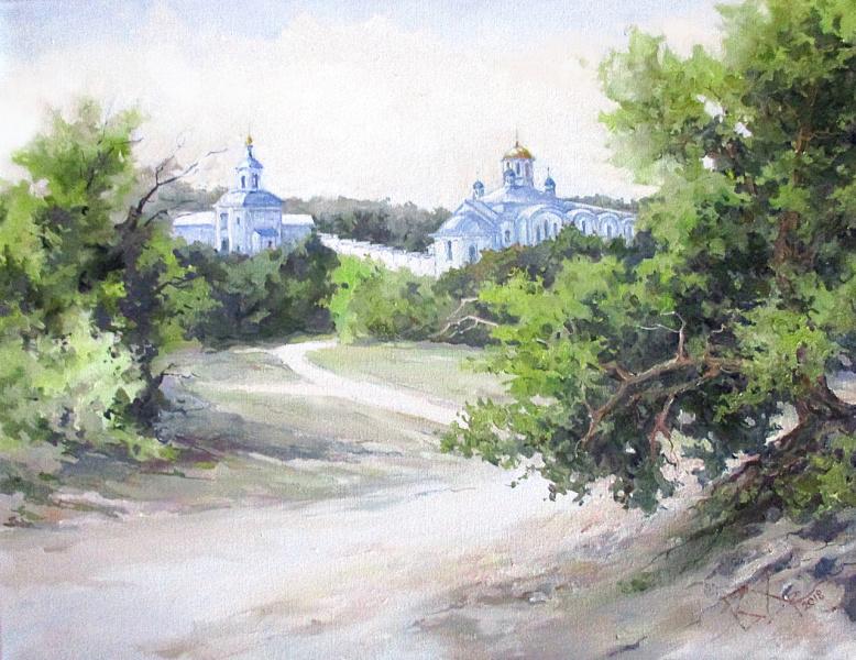 Усть Медведицкий Спасо Приображенский монастырь
