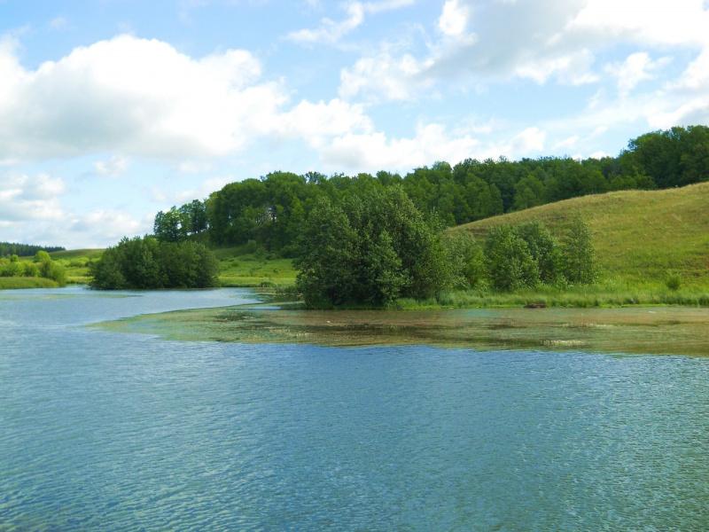Рыбные места (озера Чувашии)