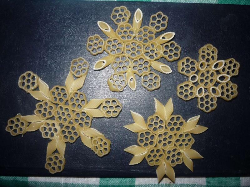 Поделки из макарон своими руками или мастер класс 169
