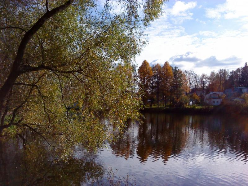 В Туле, Ясная Поляна