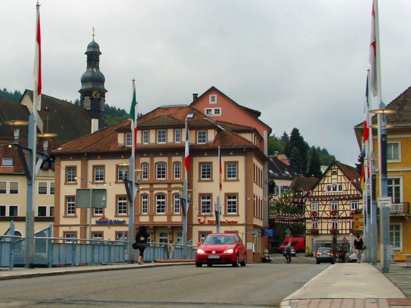 Германия. Гернсбах
