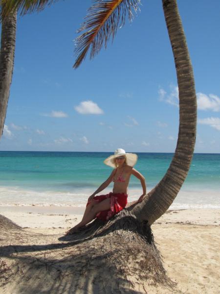 В райской Доминикане
