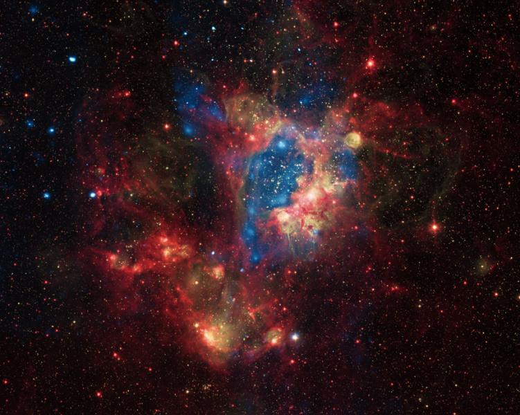 NGC 1929 в N 44