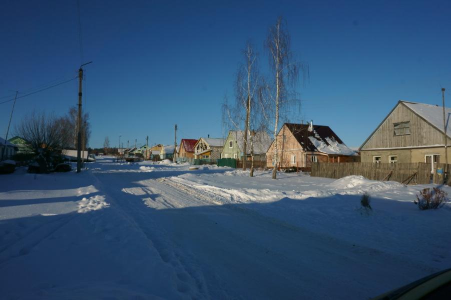 Деревня.