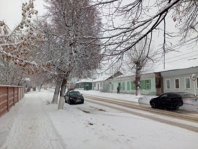 Фантомы снегопада