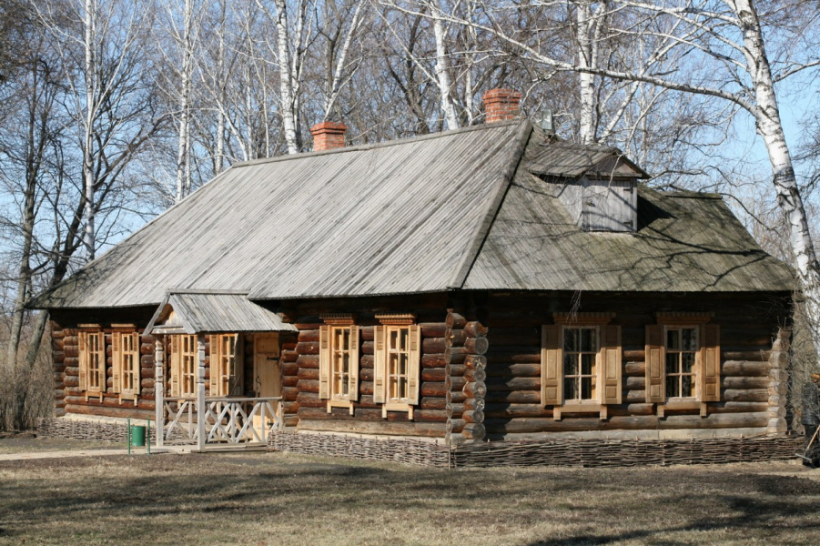 фото русских дома