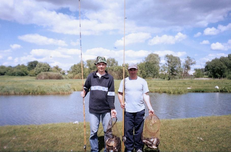 рыбалка летом в курске