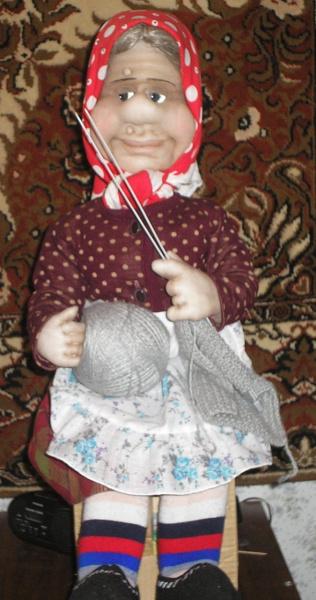 Куклы наших бабушек мастер класс