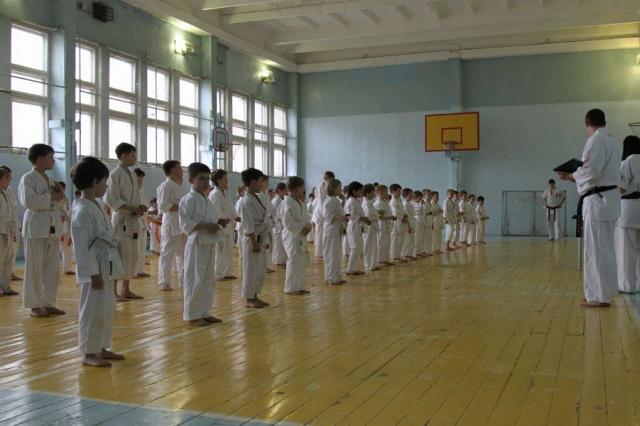 Квалификационный экзамен ИКО Мацушима Красноярского края 21-23 мая 2010 г.