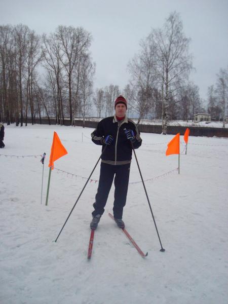 День лыжника 2009