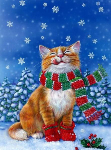 Снежное настроение!