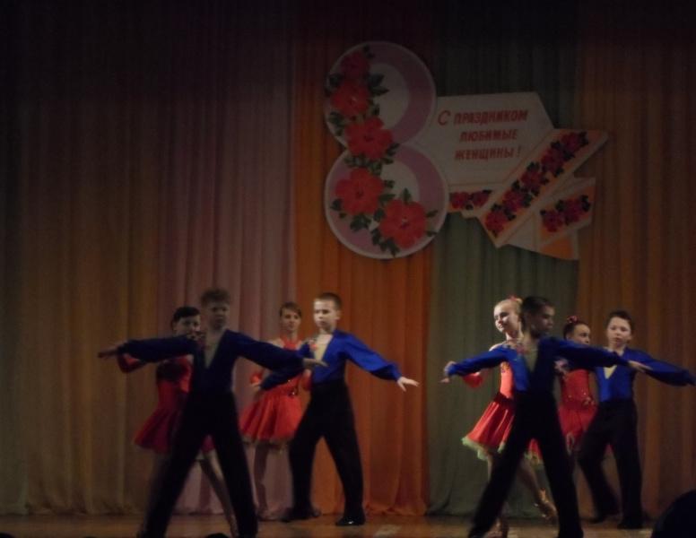 Танцы, танцы, танцы...6.03.2014.