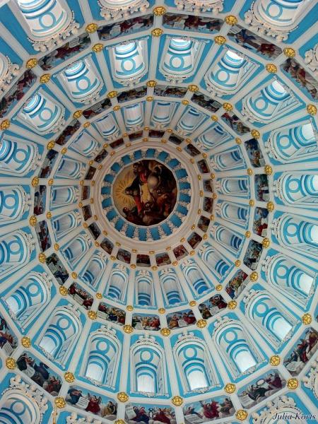 Голубой купол. Новый Иерусалим