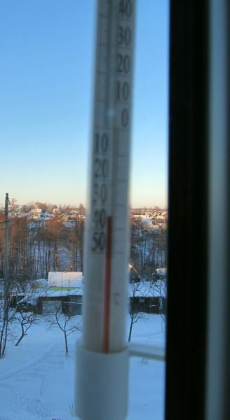 8 января 2017 года. 14 часов 30 мин. Русская зима вернулась!