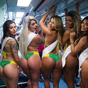 Турнир лучшая попа бразилия видео
